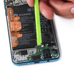 Замена разъема зарядки Huawei P20 Lite