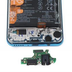 Замена разъема зарядки Huawei P8 Lite