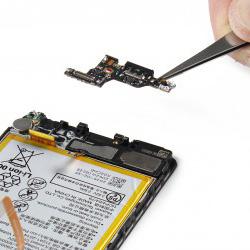 Замена разъема зарядки Huawei P9