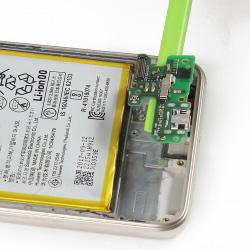 Замена разъема зарядки Huawei Y3 II