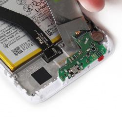 Замена разъема зарядки Huawei Y5 III