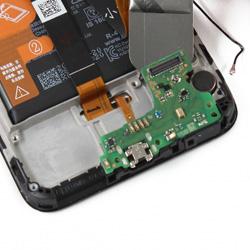 Замена разъема зарядки Huawei Y6 II