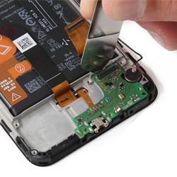 Замена разъема зарядки Huawei Nova 2
