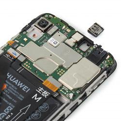 замена слухового динамика Huawei Nova Lite